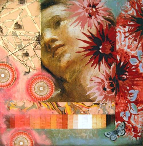 a sage blossom   artist nadine